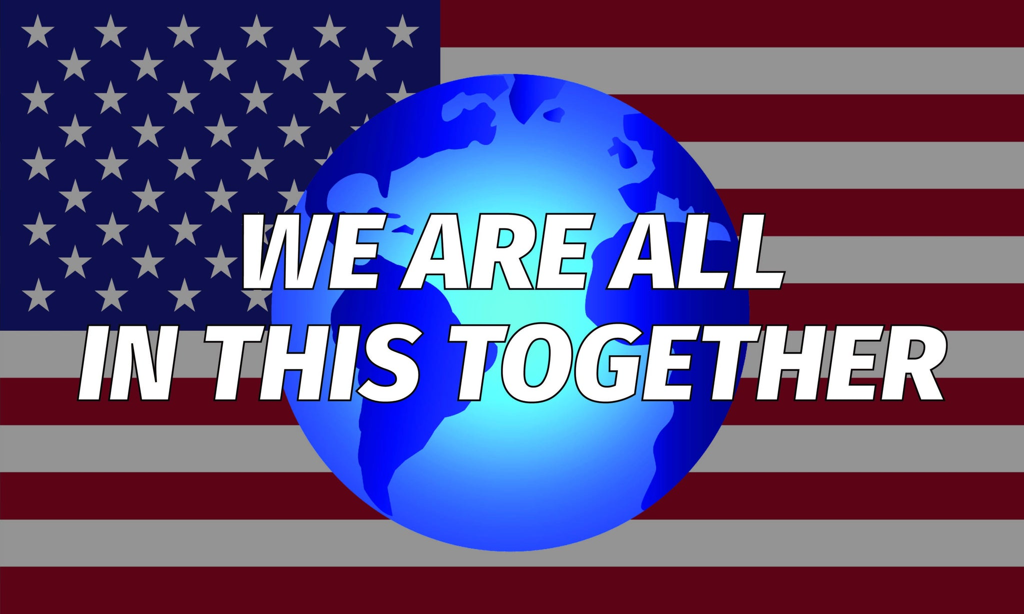 Unity Flag - We Are All In This Together