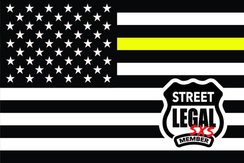 StreetLegal.us - Whip Flags - Dispatch -