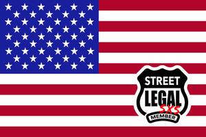 StreetLegal.us - Whip Flags - USA