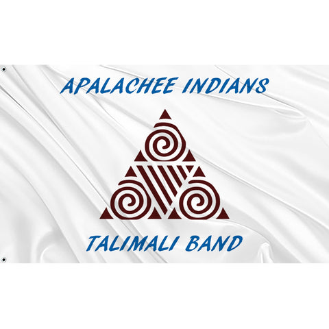 Apalachee Indians Flag