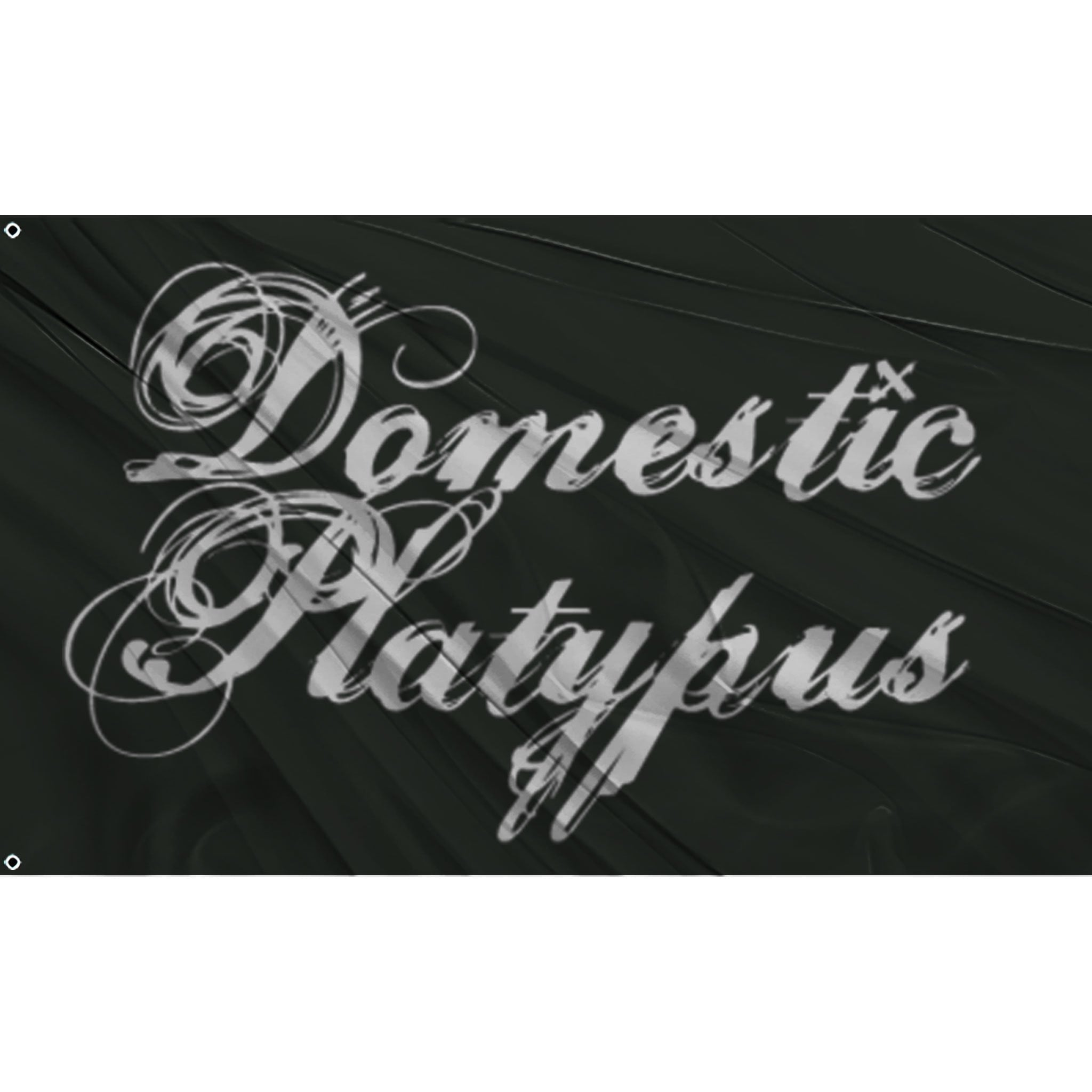Custom Flag - Domestic Platypus