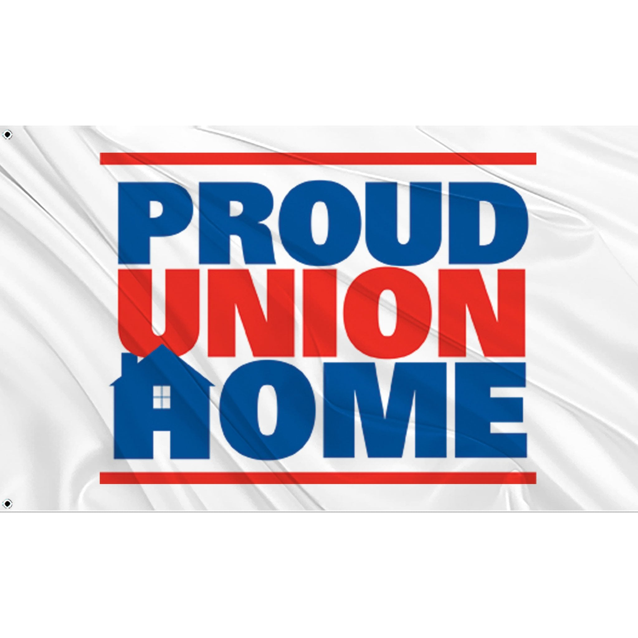 Proud Union Home Flag