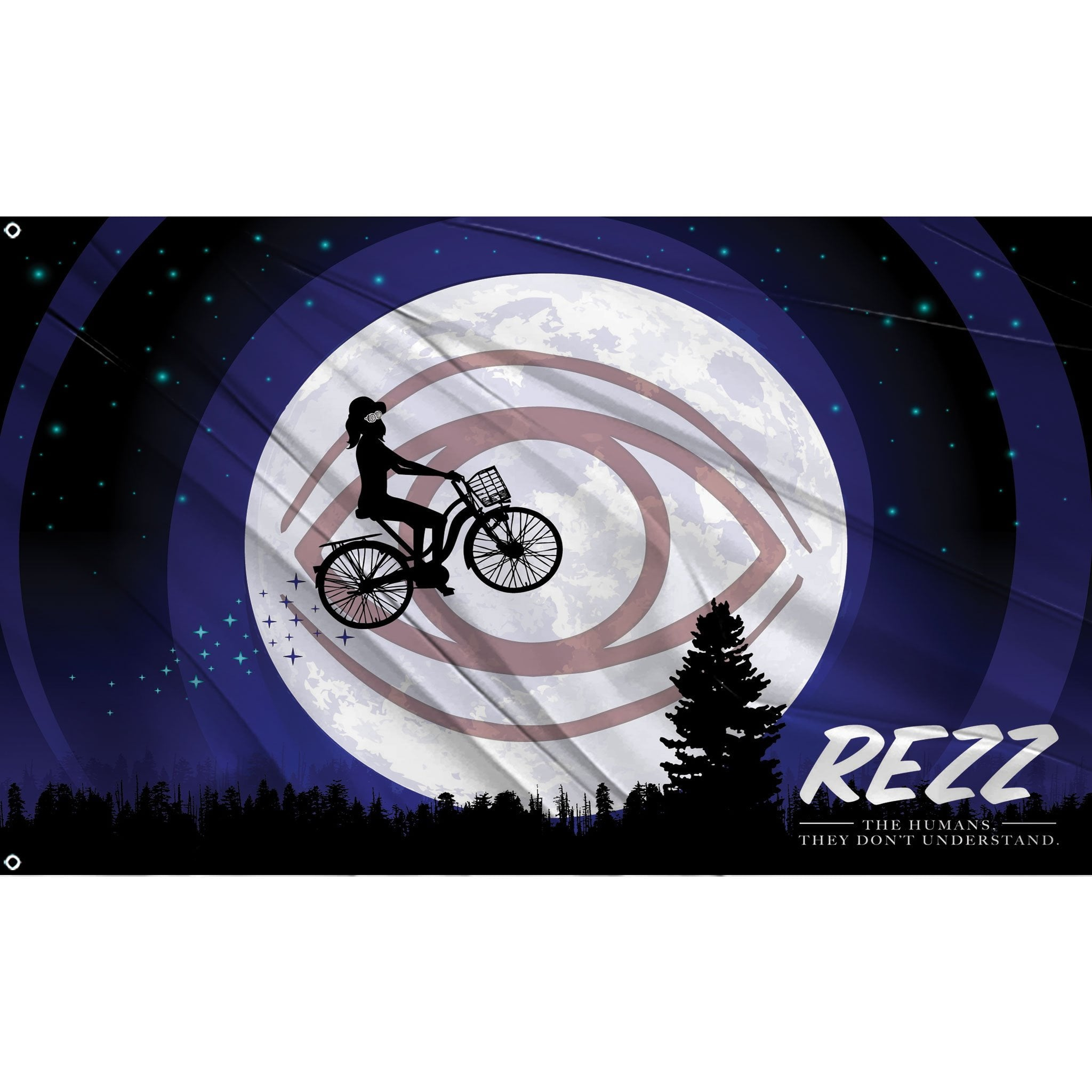 Rezz Flag The Humans Don't Understand