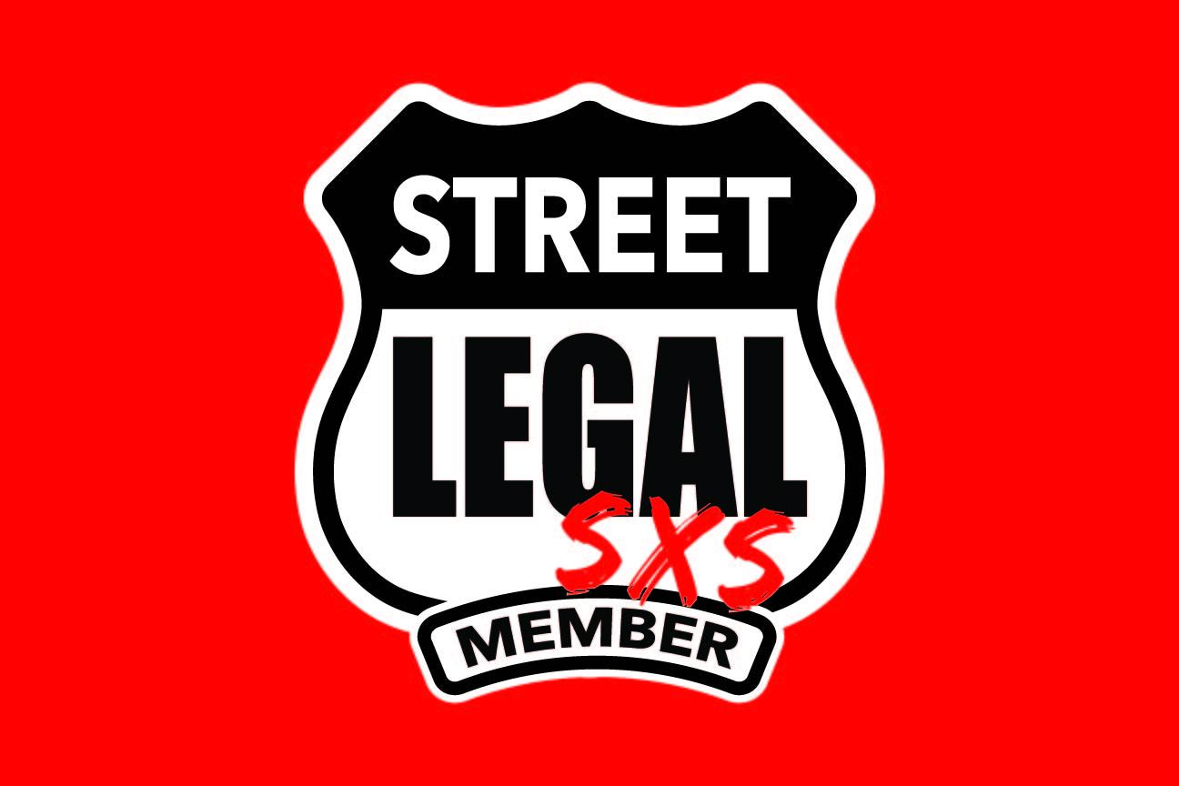 StreetLegal.us - Whip Flags - Red