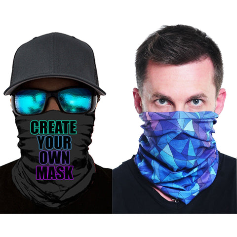 Custom Masks ( Festival, Rave, ATV)