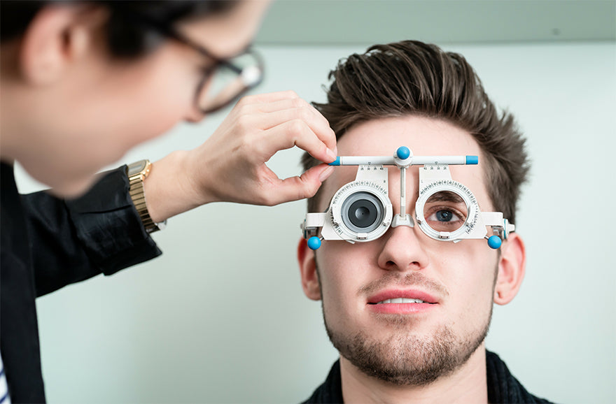 Can Astigmatism be Corrected with Glasses?