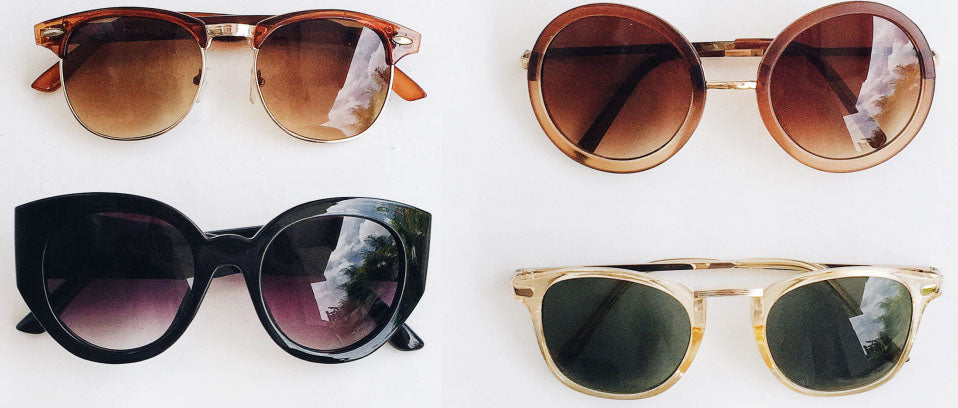 All about designer sunglasses