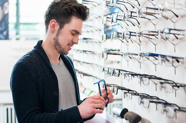 New to Wearing Glasses? Here's How to Find the Right Pair for You!