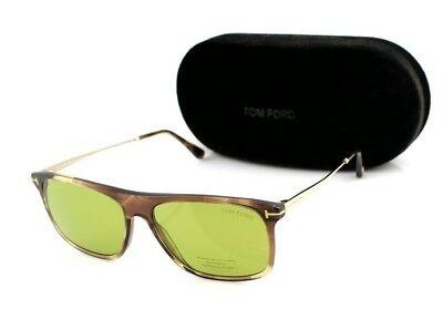 Tom Ford Max-02 Unisex Sunglasses TF 588 FT 0588 47N 11