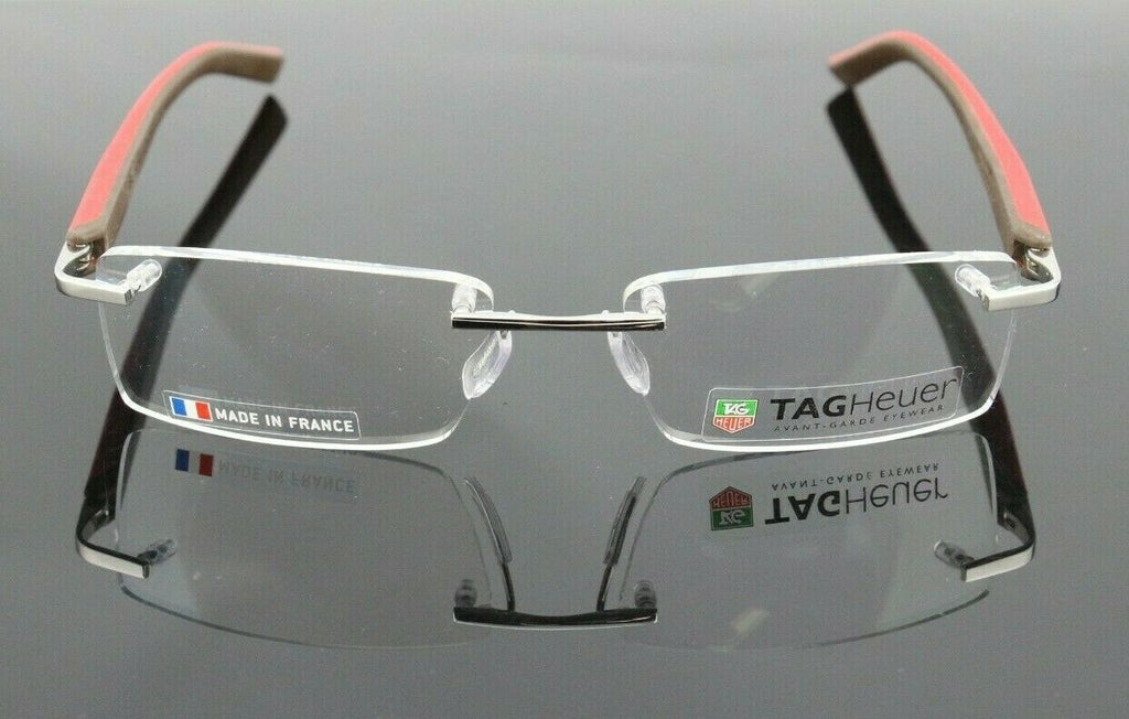 TAG Heuer Trends Unisex Eyeglasses TH 8109 011 1