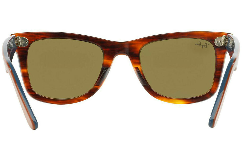 Ray-Ban Original Wayfarer Bicolor Unisex Sunglasses RB 2140 117617 54 3