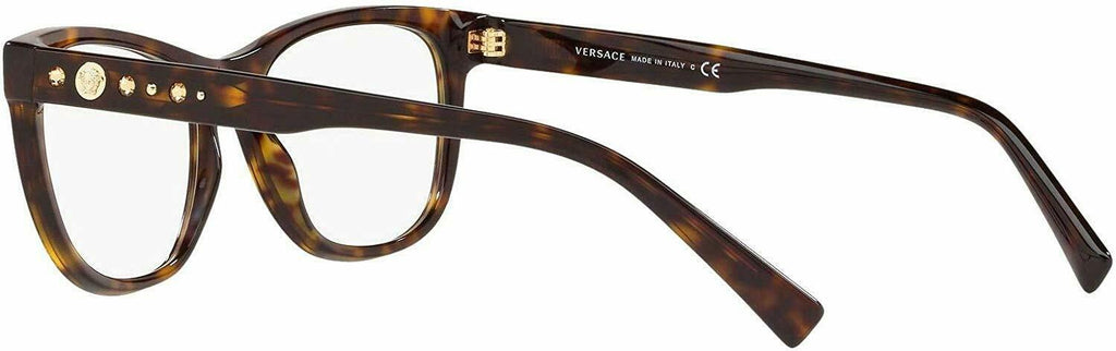 Versace Women's Eyeglasses VE 3263B 108 52 mm 2