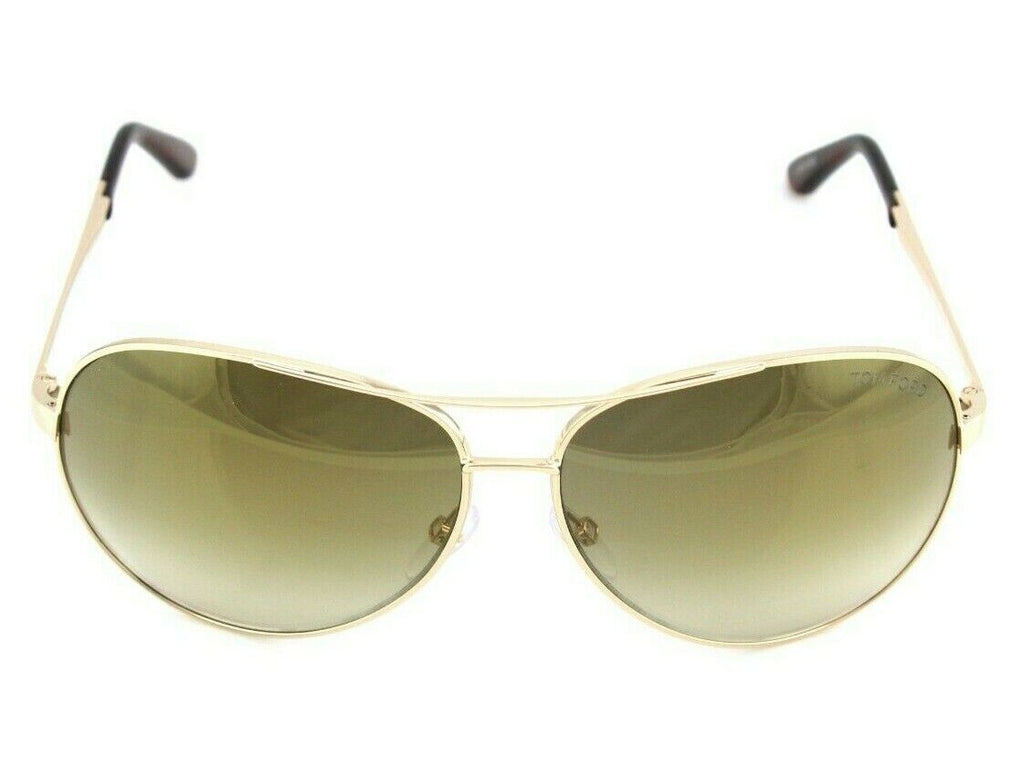 Tom Ford Charles Unisex Sunglasses TF 35 FT 0035 28G 1