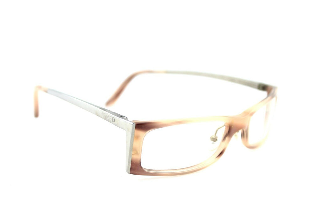 RARE New Authentic FRED LUNETTES ST MORITZ Nacre Rose Eyeglasses Frame C5 002