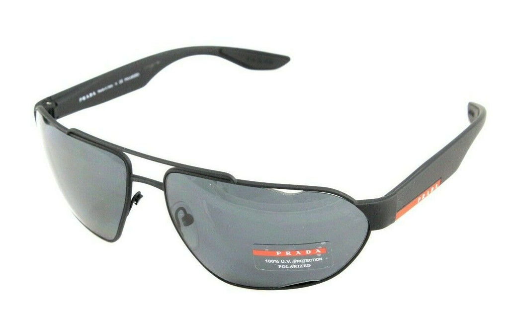 Prada Linea Rossa Polarized Unisex Sunglasses SPS 56U DG0 5Z1 PS 56US 2