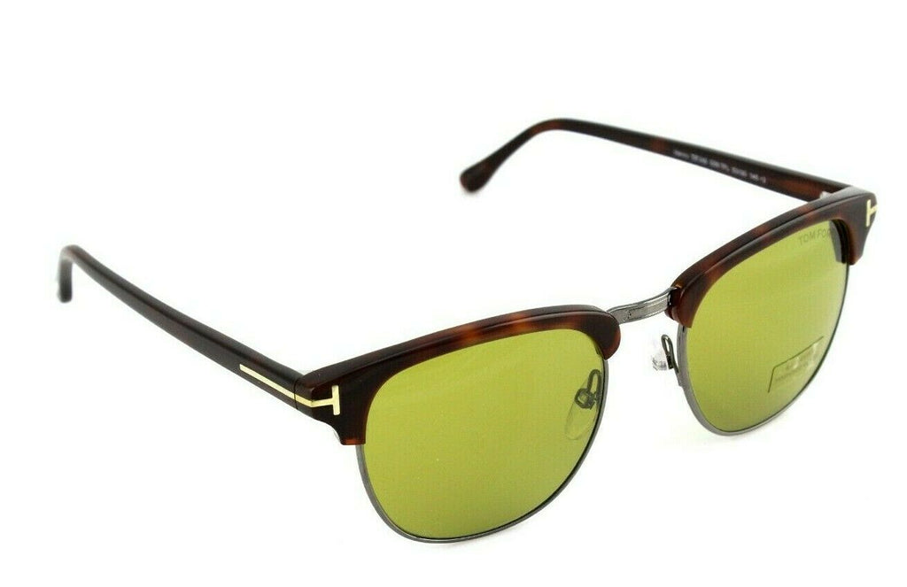 Tom Ford Henry Unisex Sunglasses TF 248 FT 0248 52N 3