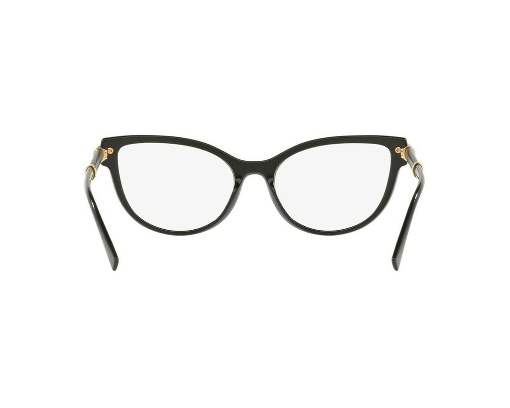 Versace Rock Women's Eyeglasses VE 3270Q GB1 52 5