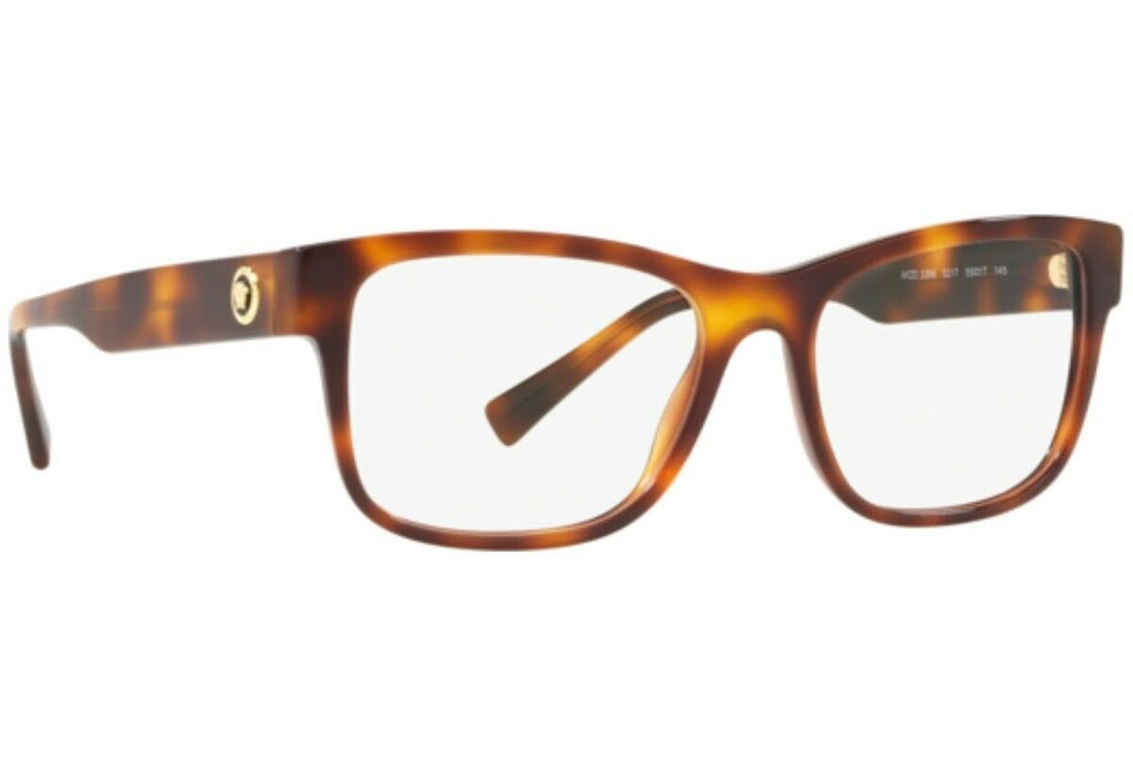 Versace The Clans Eyeglasses Unisex VE 3266 5217 55 mm