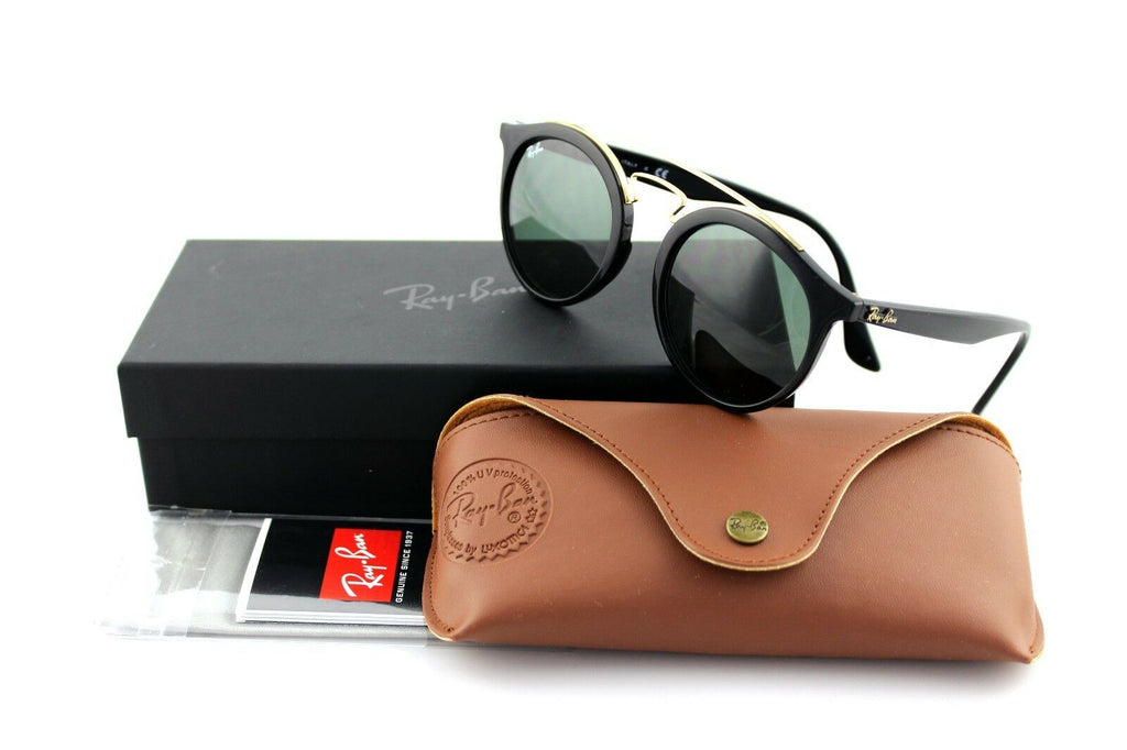 Ray-Ban Gatsby I Unisex Sunglasses RB 4256 601/71 49MM 1