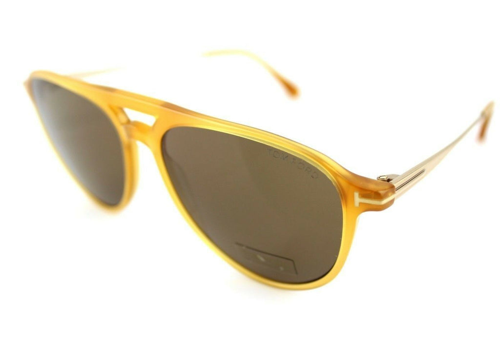 Tom Ford Carlo-02 Unisex Sunglasses TF 587 FT 0587 39J 58 2