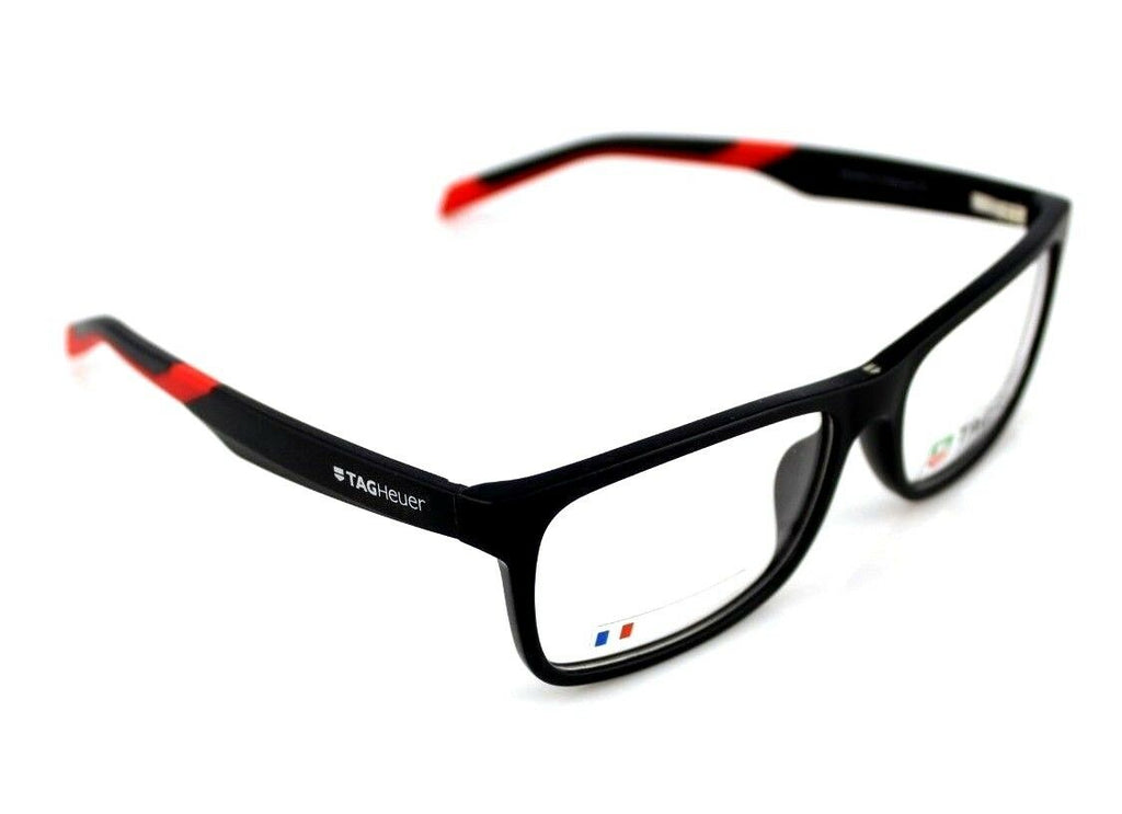 TAG Heuer Unisex Eyeglasses TH 0551 005 57mm 3