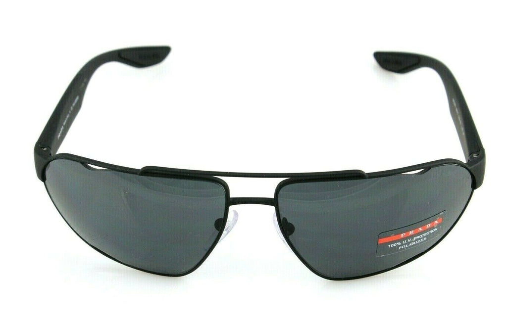 Prada Linea Rossa Polarized Unisex Sunglasses SPS 56U DG0 5Z1 PS 56US 1