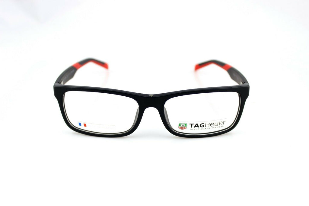 TAG Heuer Unisex Eyeglasses TH 0551 005 57mm 2