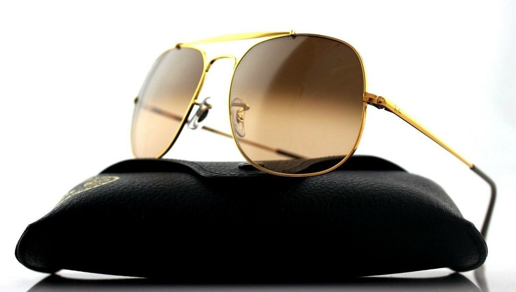 Ray-Ban The General Unisex Sunglasses RB 3561 9001/A5 2