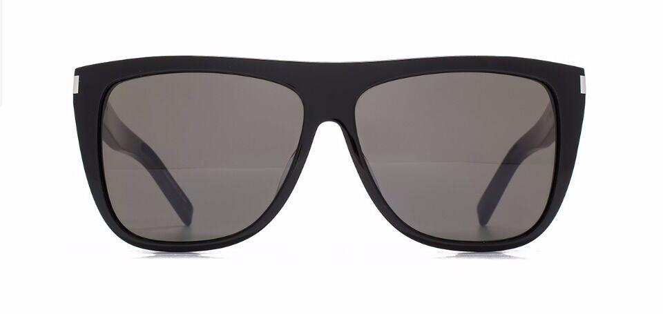 YSL Yves Saint Laurent Unisex Sunglasses SL 1 S 002 2