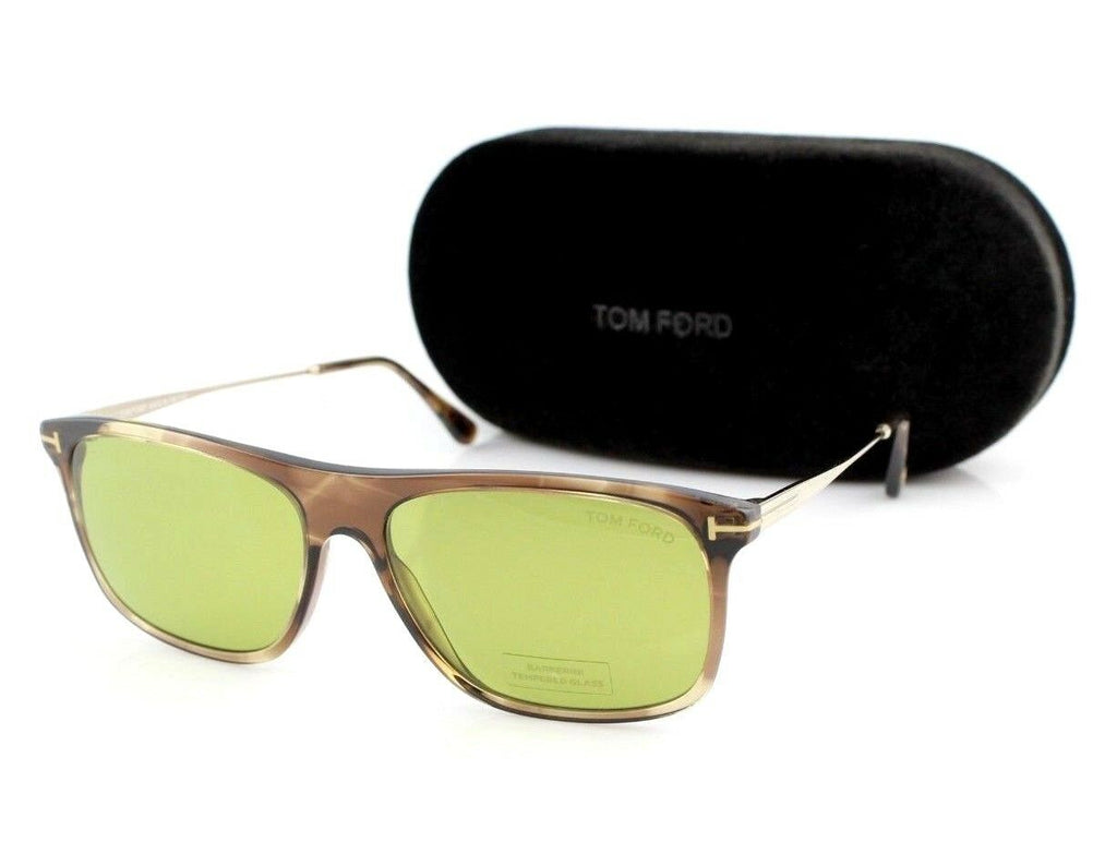 Tom Ford Max-02 Unisex Sunglasses TF 588 FT 0588 47N 9