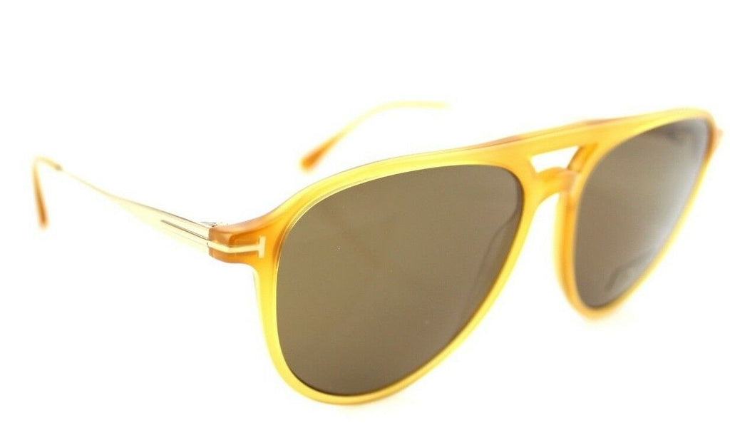 Tom Ford Carlo-02 Unisex Sunglasses TF 587 FT 0587 39J 58 3