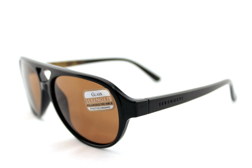 Serengeti Giorgio Polarized Unisex Sunglasses 8182 4