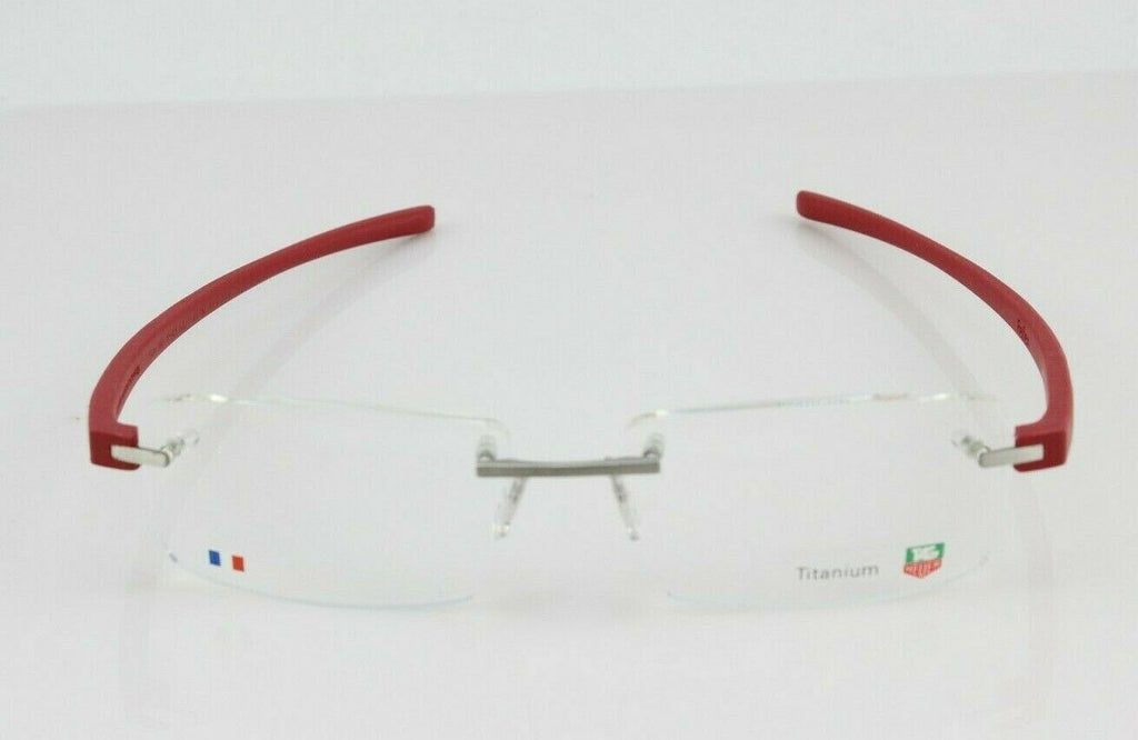 TAG Heuer Reflex Men's Eyeglasses TH 3941 012 6