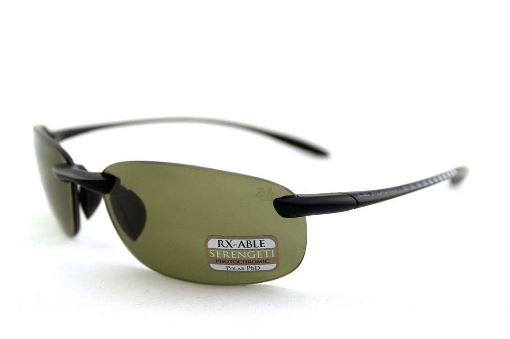Serengeti Nuvola Photochromic PHD 555 Sport Polarized Unisex Sunglasses 8481