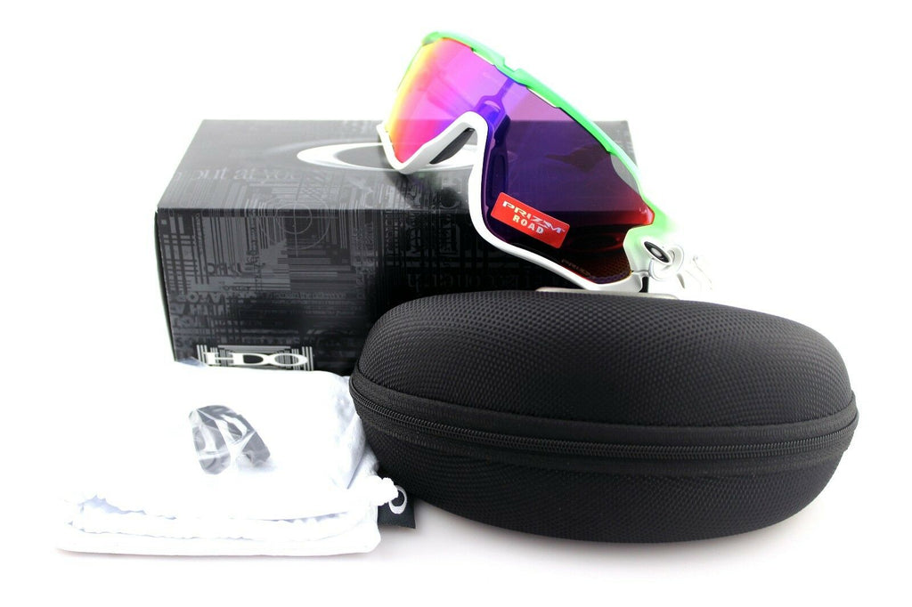 Oakley Jaw Breaker Sports Cycling Unisex Sunglasses OO 9290-15 2