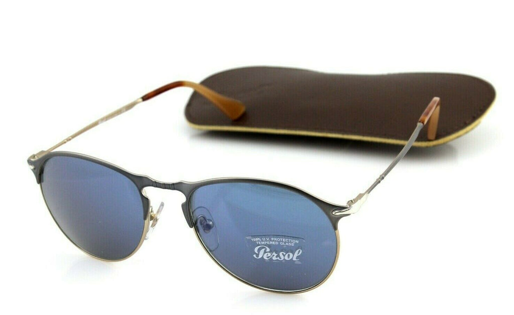 Persol Men's Sunglasses PO 7649-S 1071/56 53 mm