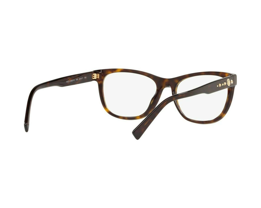 Versace Women's Eyeglasses VE 3263B 108 52 mm 1