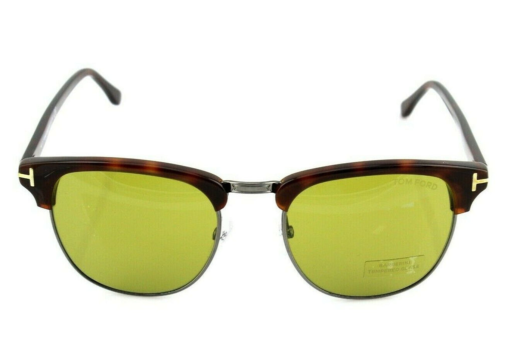 Tom Ford Henry Unisex Sunglasses TF 248 FT 0248 52N 1