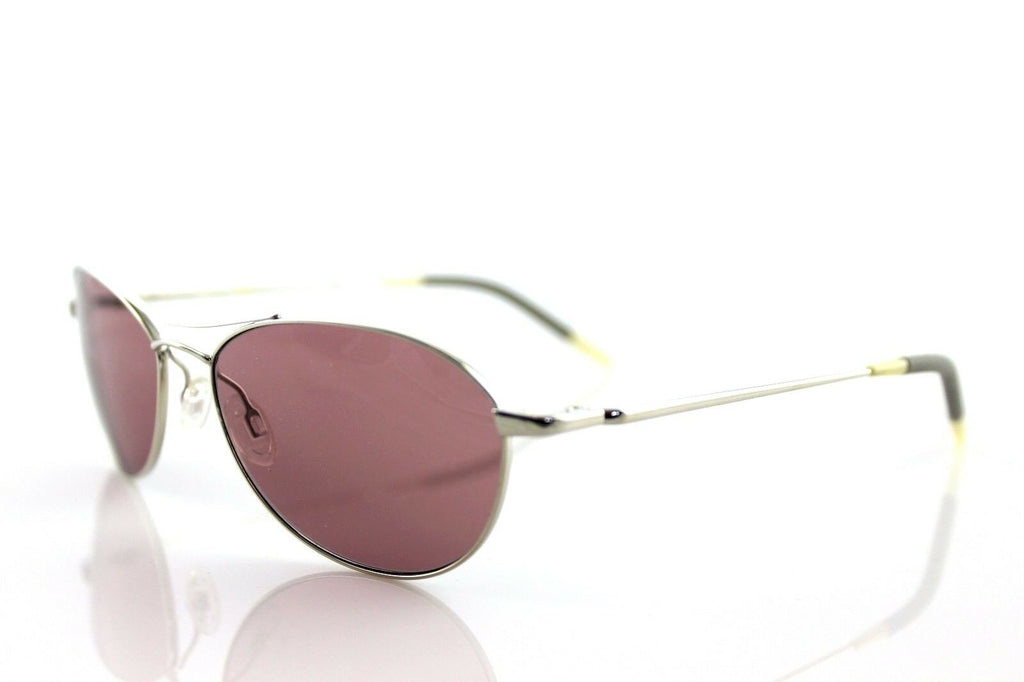 RARE New OLIVER PEOPLES AERO Aviator Photochromic Glass Lens SUNGLASSES OV 1005S