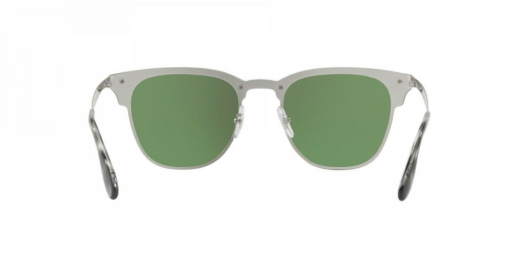 Ray-Ban Blaze Clubmaster Unisex Sunglasses RB 3576N 04230 3