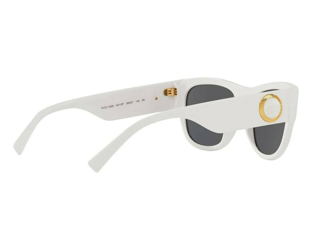Versace The Clans Unisex Sunglasses VE 4359 40187 401/87 4