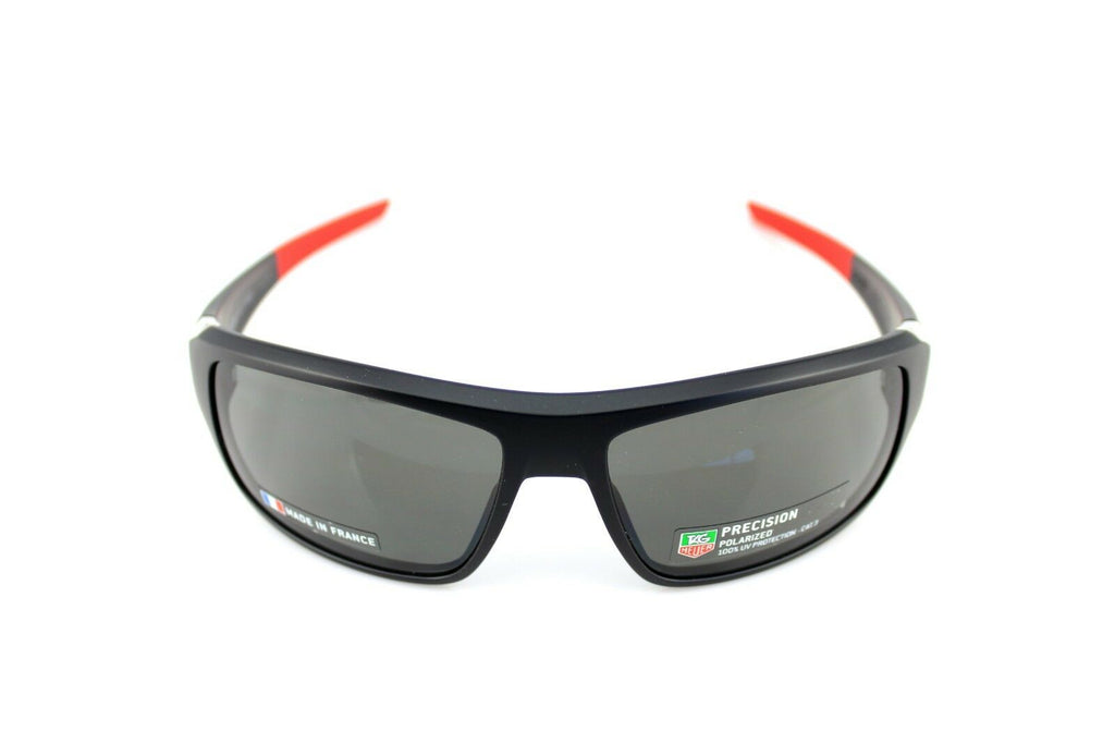 TAG Heuer Racer Precision Polarized Unisex Sunglasses TH 9221 108 64mm 2