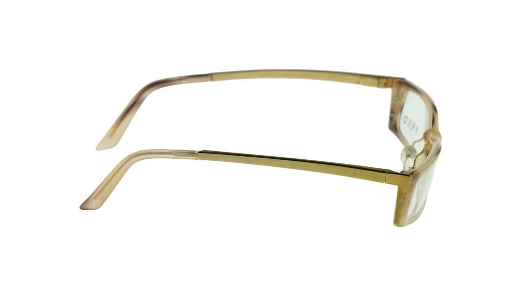 RARE New Authentic FRED LUNETTES ST MORITZ Nacre Rose Eyeglasses Frame C3 002