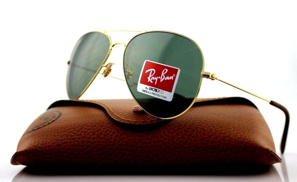 Ray-Ban Unisex Sunglasses RB 3558 001/71 58 MM