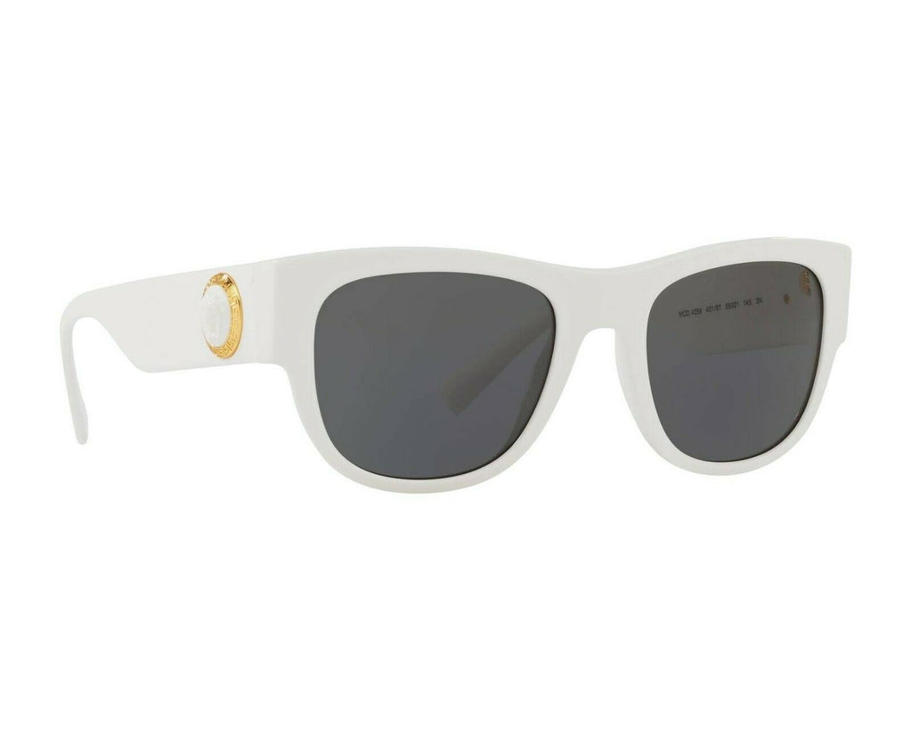 Versace The Clans Unisex Sunglasses VE 4359 40187 401/87 1