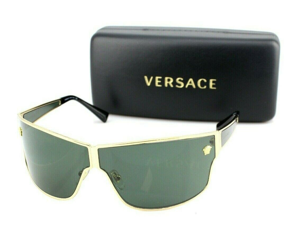 Versace Medusa Madness Unisex Sunglasses VE 2206 1002/71 1