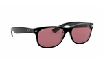NEW Genuine RAY-BAN NEW WAYFARER Black Red Sunglasses RB 2132 6398/U0