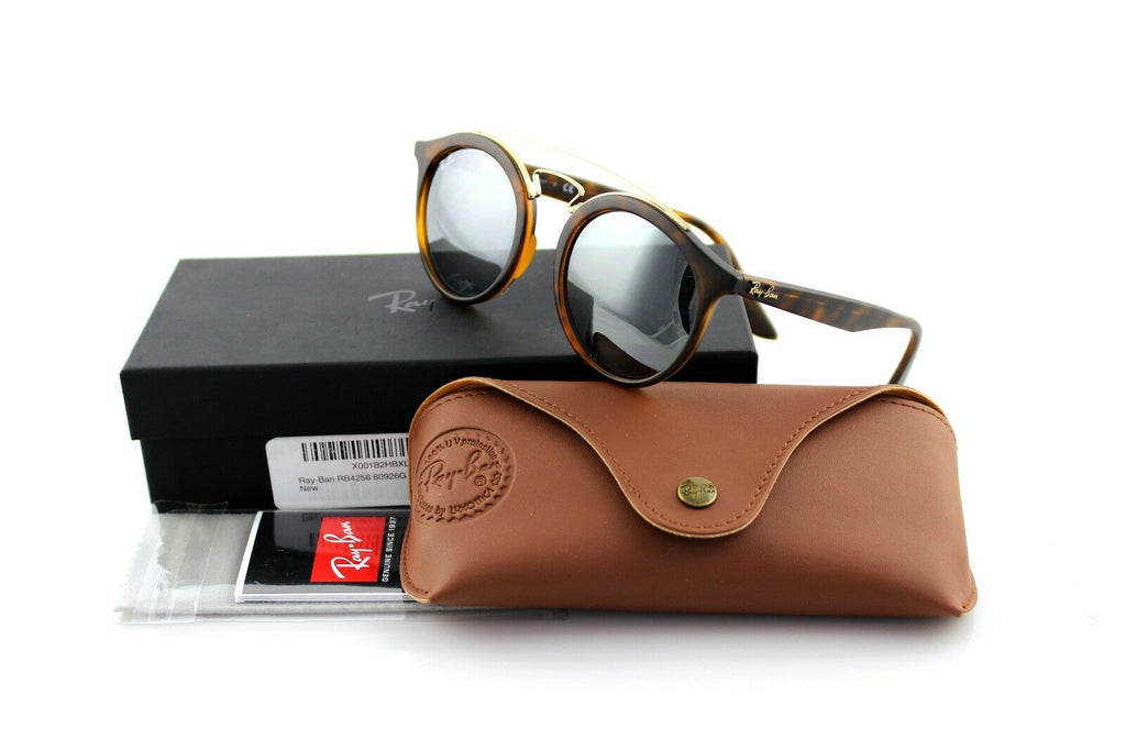 Ray-Ban Gatsby I Large Unisex Sunglasses RB 4256 6092/6G 49MM 1