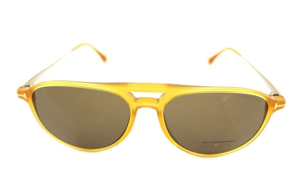 Tom Ford Carlo-02 Unisex Sunglasses TF 587 FT 0587 39J 58 1