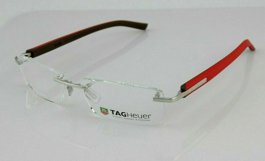 TAG Heuer Trends Unisex Eyeglasses TH 8109 011 8